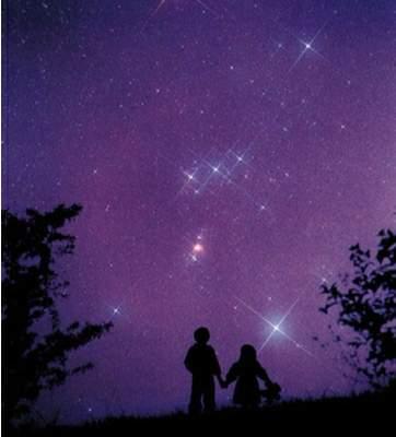 Ориона созвездие