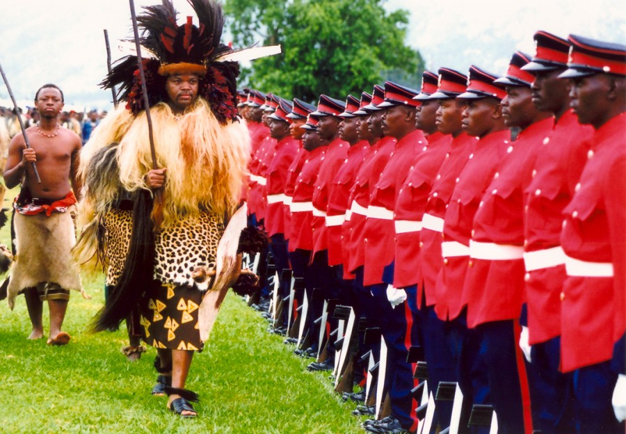 свазиленд-король