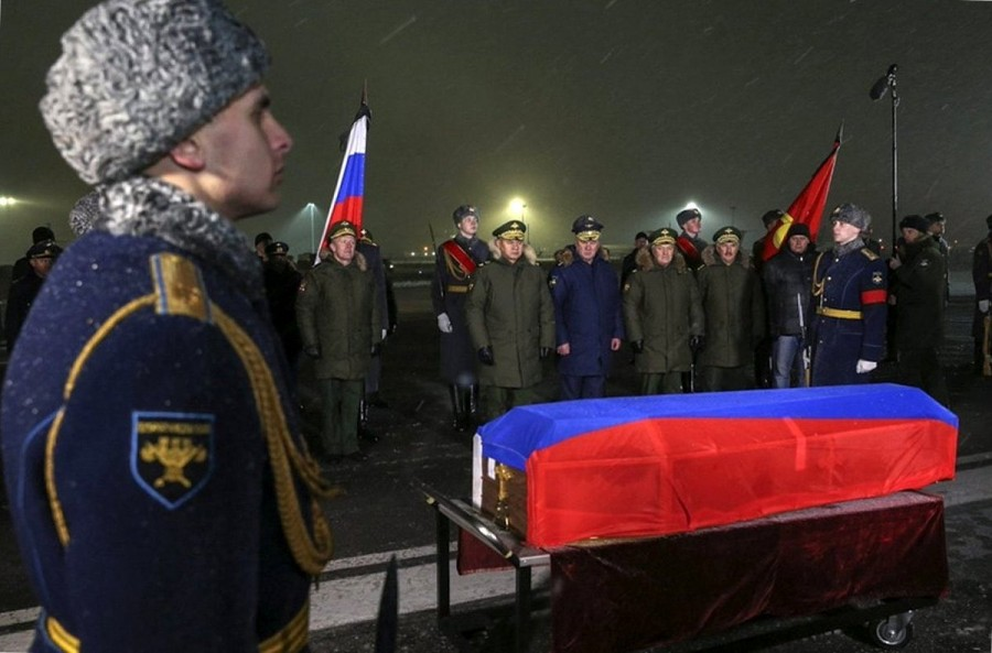 русский-Сирия