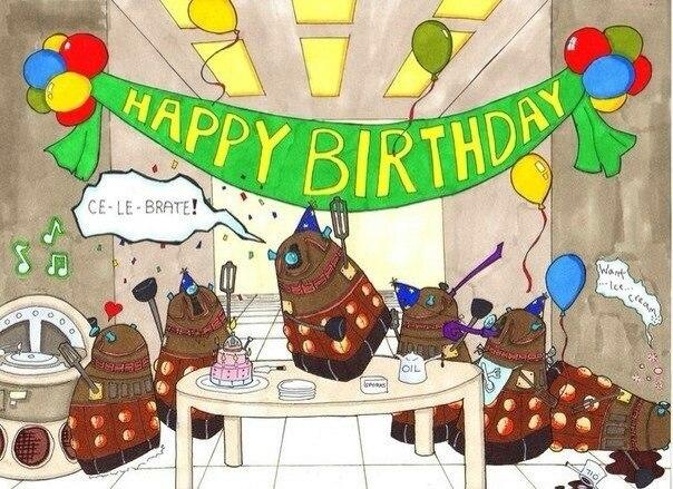Поздравления с днем рождения тем кто далеко