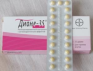 мастопатия и прием оральных контрацептивов ( Ярина