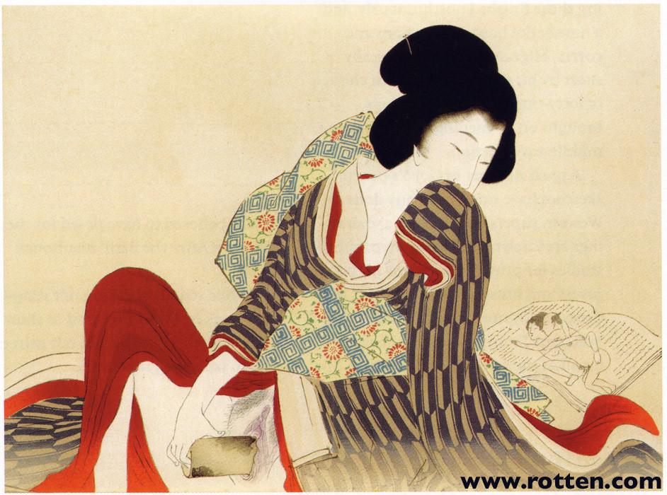 Традиционный китайский секс