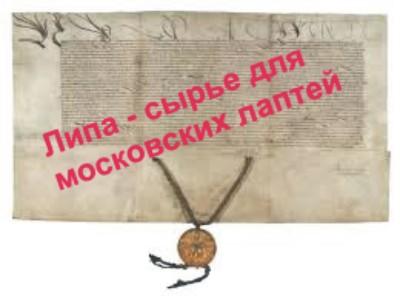 Договор не подписанный Максимильяном