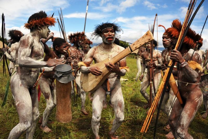 Были папуасы