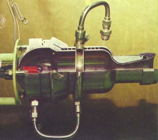 ОРМ-65 - жидкостной ракетный двигатель, созданный В.П.Глушко в 30-х годах для установки на ракетоплане РП-318 и крылатой ракете 212 конструкции С.П.Королева.