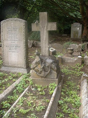 colderidge and Highgate cemetery 028