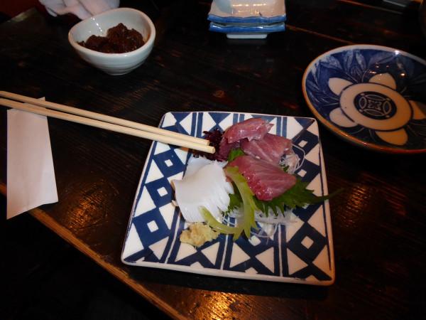 restaurant sashimi