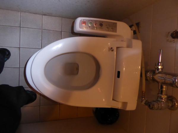 toilet western