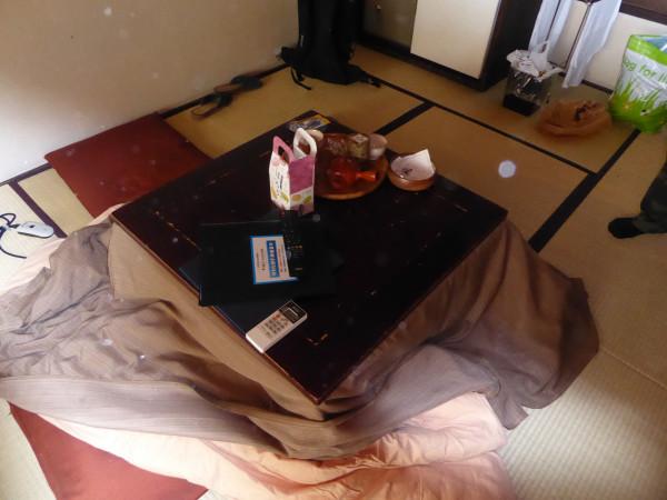 ryokan kotatsu