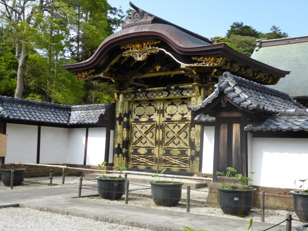 kenchoji18 gates
