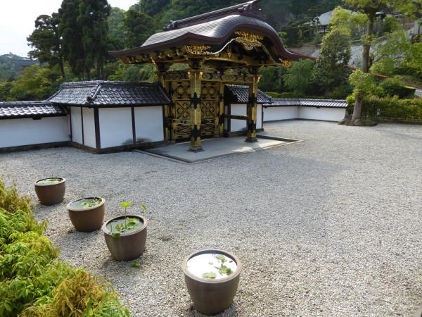 kenchoji gates 1