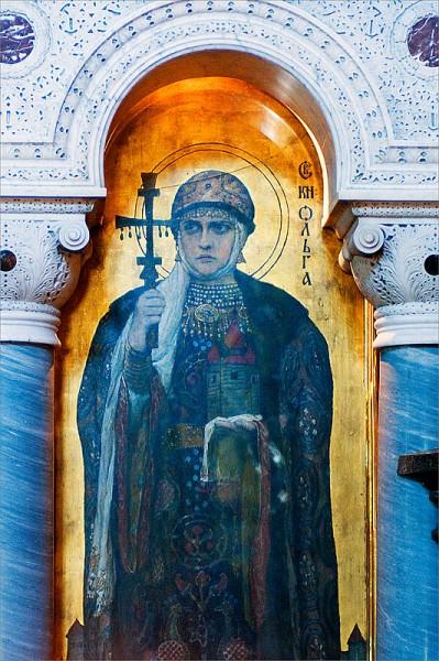 category saint olga  vasnetsov