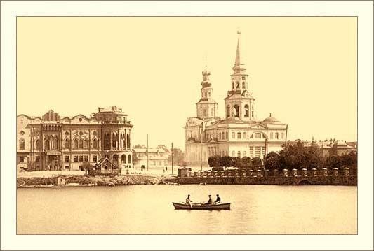 екатеринский собор кон 19 века