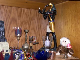My Kemetic Shrines :): pimp_my_altar — LiveJournal
