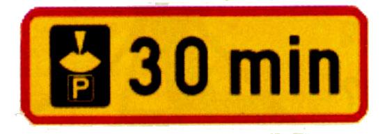 знаки парковки в финляндии 2