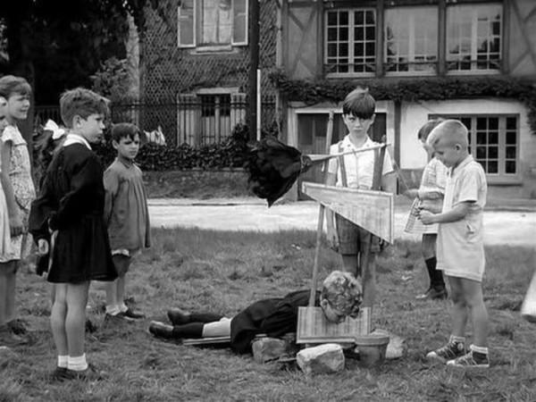 Игры школьного двора