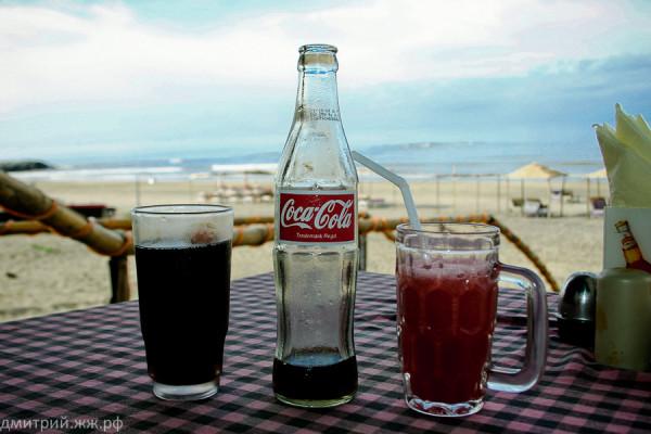 eda ashwem cola n watermelon juiced