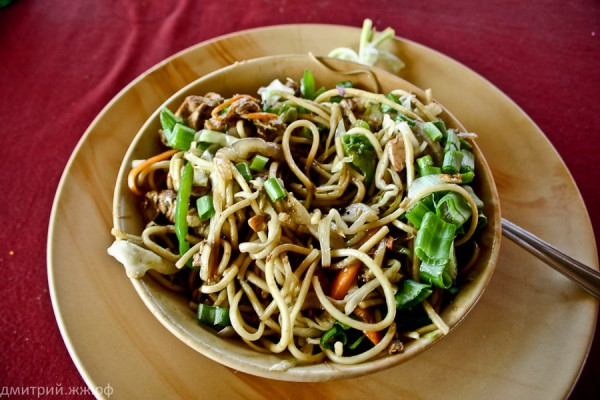 eda ashwem mixed noodles