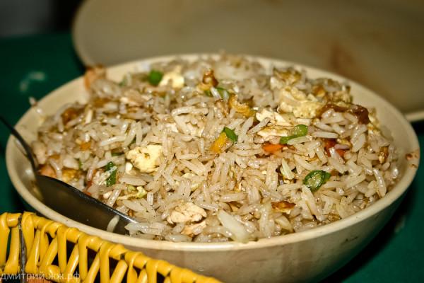 eda mixed rice