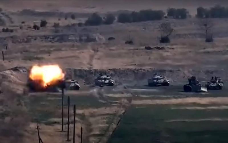 Про армяно-азербайджанский конфликт