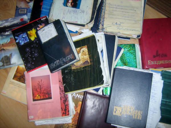 дневник Полины