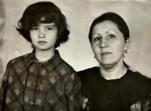 ПОЛИНА И МАМА ЛЕНА, 1994, НАЧАЛО ДНЕВНИКА.jpg
