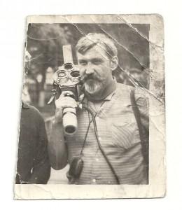 Дедушка по материнской линии. Проработал на телевидении в Грозном 25 лет.