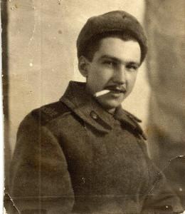Жеребцов Анатолий Павлович (дедушка по материнской линии), Вторая мировая