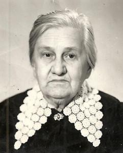 Малика Мусаевна родилась в Чечне 14 января, 1900 года. При крещении в 14 лет стала Юлей Дмитривной (ее удочерил Дмитрий Прокофьев, отчим)