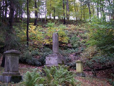 mount auburn cemetery in autumn