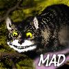 cheshire cat - mad