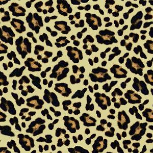 seamless leopard print texture