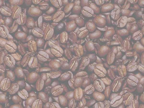 seamless coffee bean background