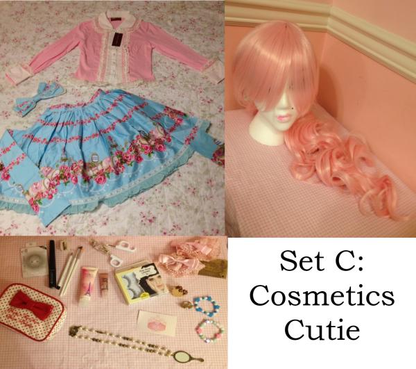 Cosmetics Cutie