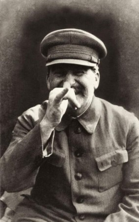 сталин нос