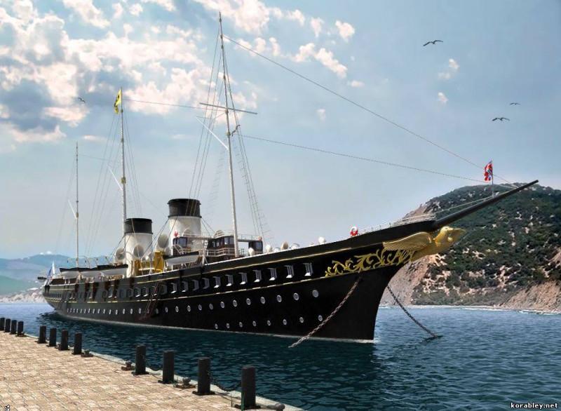 петергоф музей императорских яхт