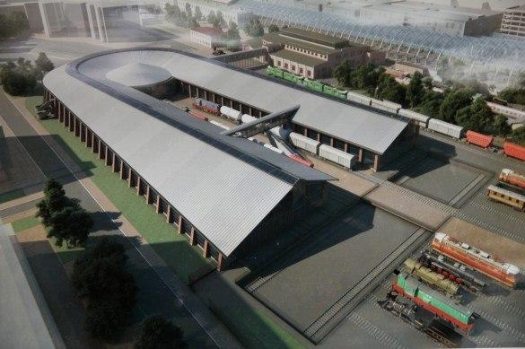 петербургский музей жд транспорта