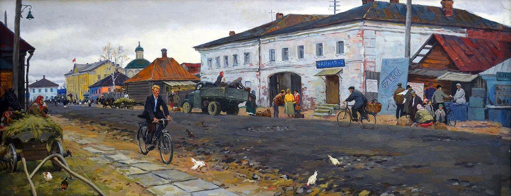 Петр Оссовский 3