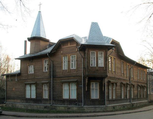 Дом Ф. Камкова в Павловске