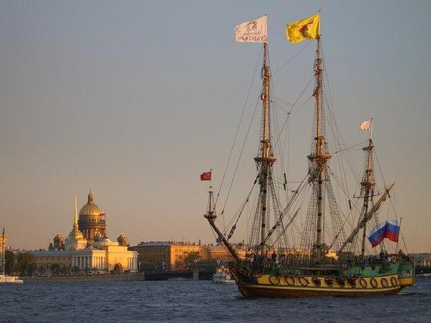 Первый Адмиралтейский речной карнавал
