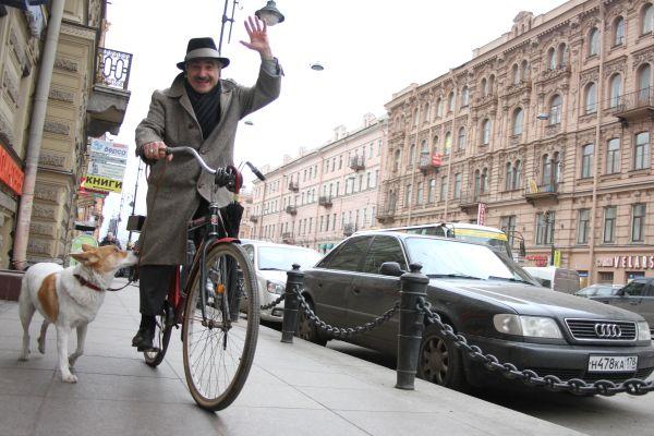 velosipedist