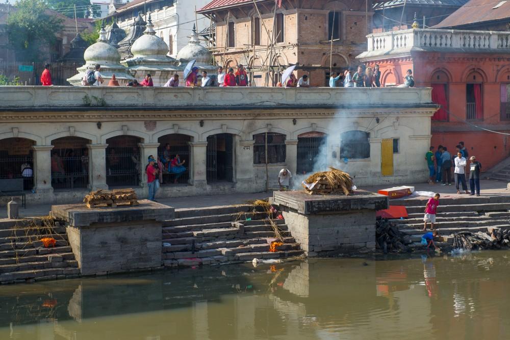 Nepal Kathmandu Pashupatanati POST-12