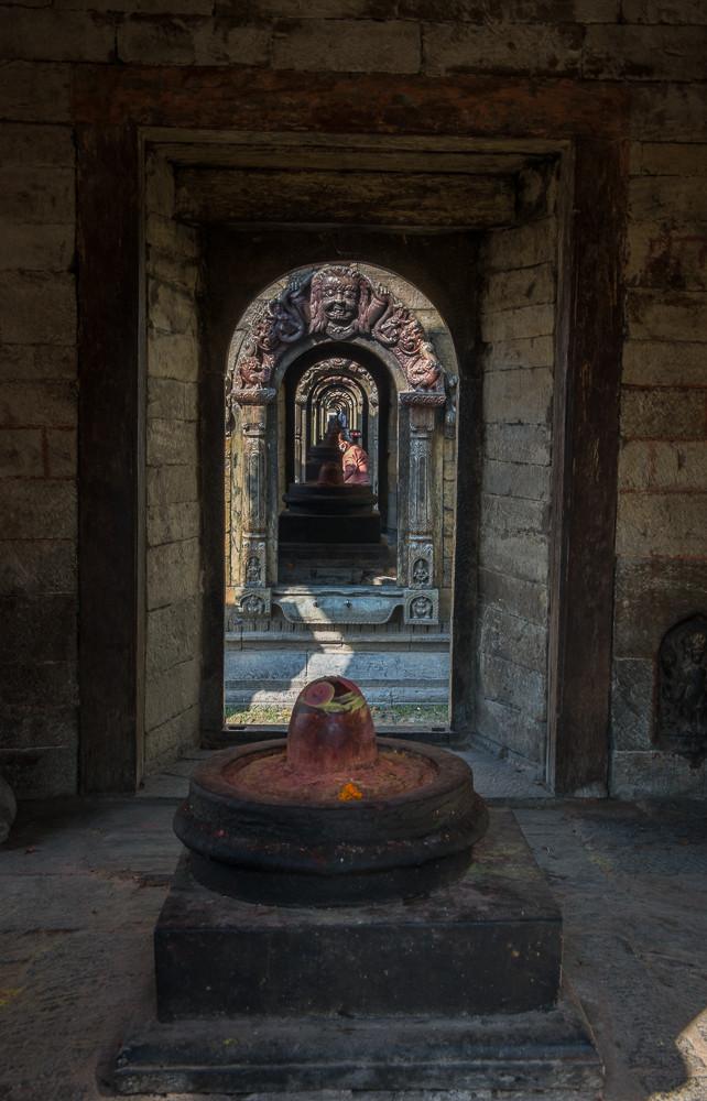 Nepal Kathmandu Pashupatanati POST-36