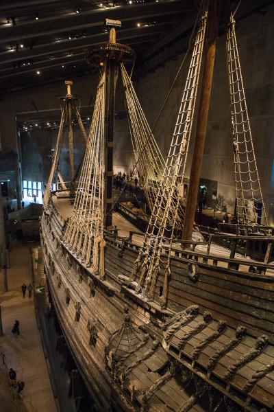 Стокгольм Vasa museum-30