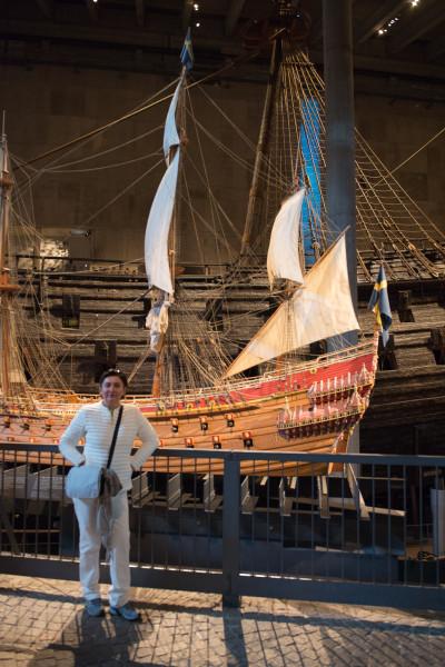 Стокгольм Vasa museum-7