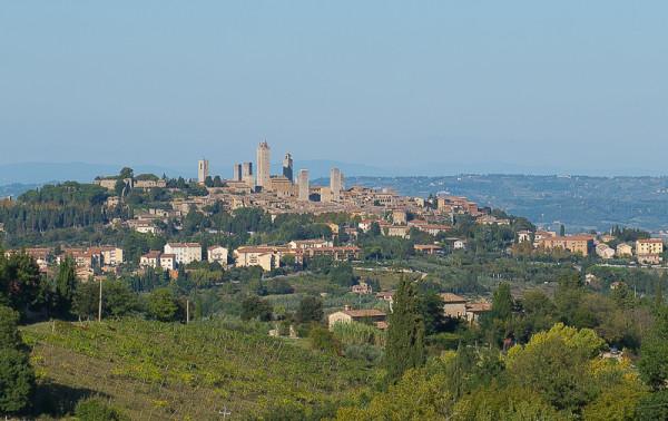 San Gimignano Post-21