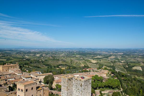 San Gimignano Post-17
