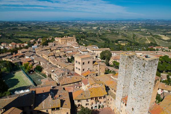 San Gimignano Post-10