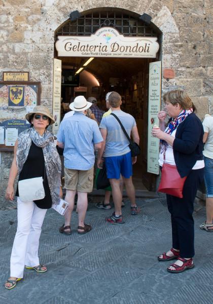 San Gimignano Post-6