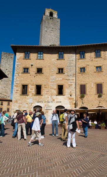 San Gimignano Post-5